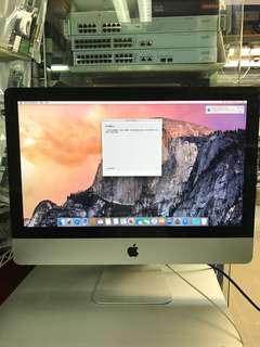 "iMac 21.5"" i5 2.7G 8G 1TB 6770M 2011年"