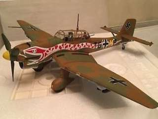 1/18 JU-87 Stuka Desert Snake