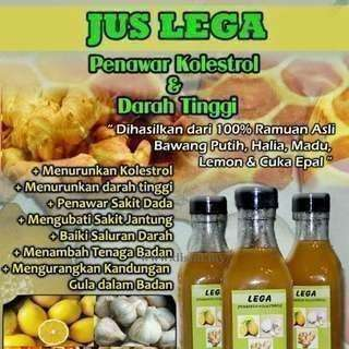 (INSTOCKS AVAIL) Authentic Jus Lega Treatment Bottled Drinks
