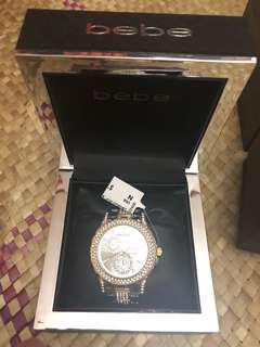 Bebe ladies watch