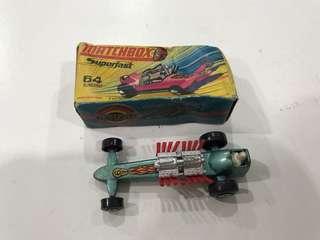 Vintage Matchbox Sportscar
