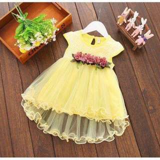 Girl Dress Gown