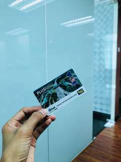 Touch N Go Card #JULY100