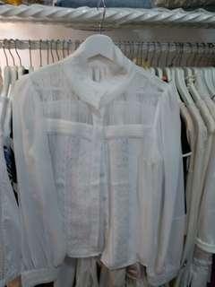 日本 白色恤衫