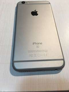 iPhone 6s 128gb space gray good condition very new