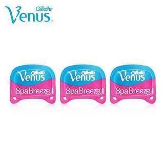 🚚 Gillette Venus Spa Breeze Razor