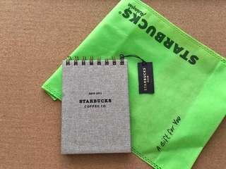 Starbucks Note Pad