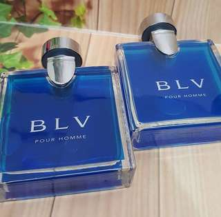 Bvlgari BLV Men 100ml