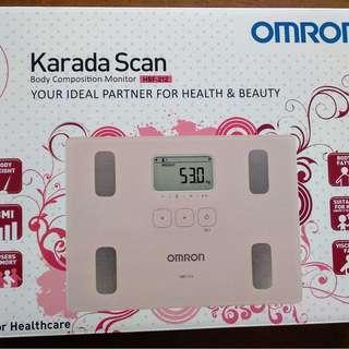 Body Composition Monitor - Karada Scan - OMRON