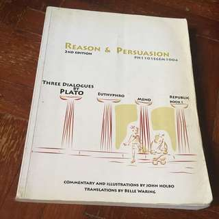 Reason And Persuasion 2nd Ed