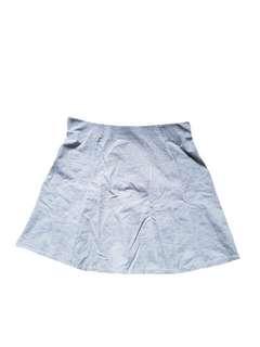 Terranova Basic Gray Skirt