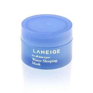 Laneige Water Sleeping Mask 15ml 15gr