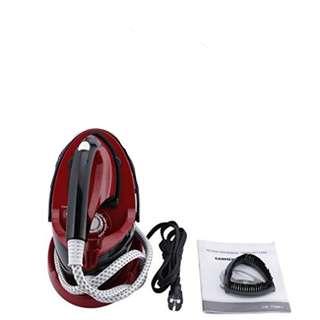 (513) OUTAD 2 IN 1 Steam Generator Iron + Garment Steamer 1.1L Water Tank 9 mode Intelligent thermostatic Steam Generator Iron