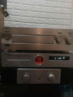 Amp& 胆CD