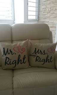 Cushion Covers (Just for display)
