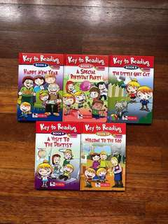 Robin Series Children Books