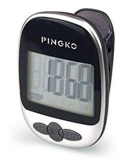 (E100) PINGKO Multi-function Portable Outdoor Sport Pedometer