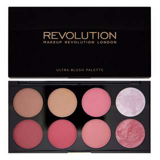 ✨ INSTOCK SALE: Makeup Revolution Ultra Blush Palette Sugar and Spice