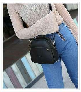 Katespade 2 Fashion Sling Bag/Backpack