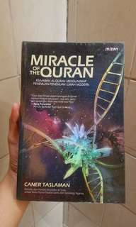 Miracle of the Quran [good condition]
