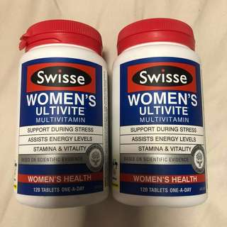 🚚 Swisse Women's Ultivite Multivitamin
