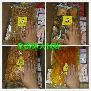 泰國零食每款