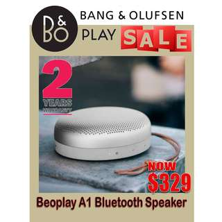 B&O Beoplay A1 Bluetooth Speaker (2 years warranty)