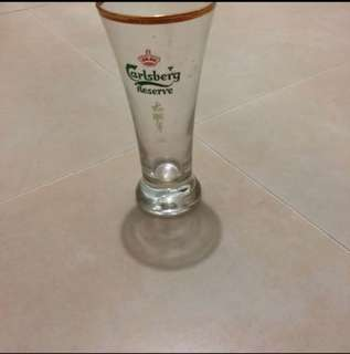 🚚 Cheapest limited edition Carlsberg reserve 1995 glass Mug