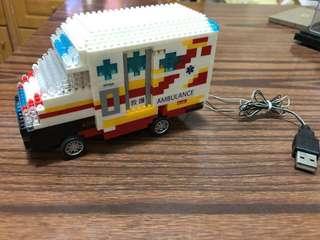 Lego香港救護車