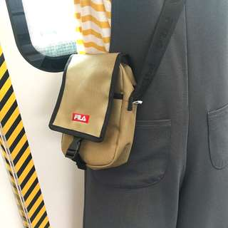 FILA MINI BAG 翻蓋版