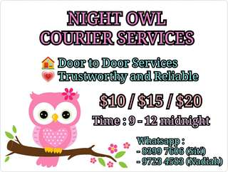 Courier Night Services