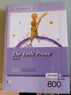 小王子The Little Prince連CD(只限面交)