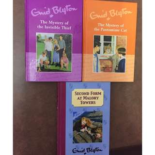 Enid Blyton series