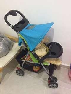 Baby Stroller (lightweights)