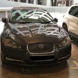 Jaguar XF 3.0Auto