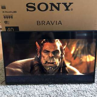 Sony Bravia W66E 40in Smart TV