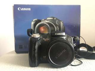 Canon S3 IS (USED)