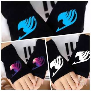 Fairy Tail inspired gloves