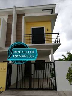 Townhouse for Sale in Novaliches Quezon City near Quirino Highway