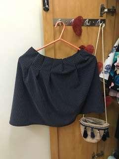 Work strip dress size S to M
