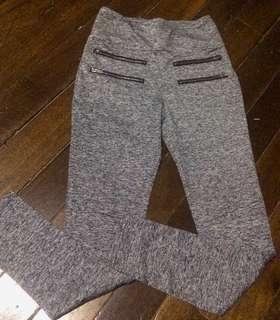 📌REPRICED! Cotton On High Waist Charcoal Legging Pants
