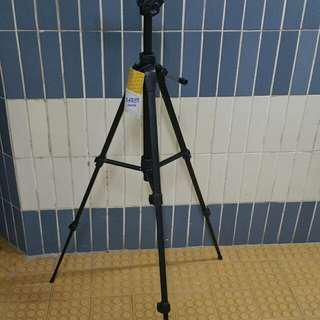 95%新 相機 伸縮三腳架連套(有水平線)