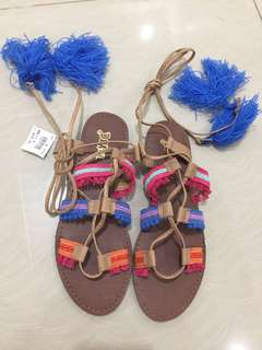 Brash Sandals (Payless)