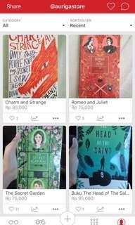 Buku-buku murah