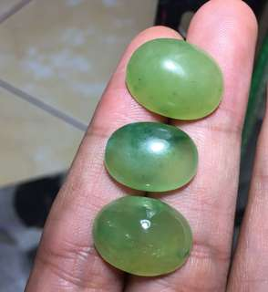 Sale 3 pcs natural idocrase pkistan tembus crystal