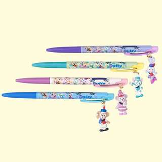 [PO] Duffy And Friends Tokyo Disney Sea Pen Set