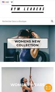 Website for sale dropship business