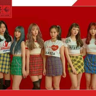 [PREORDER] GFriend Mini Album Vol.7 - Sunny Summer