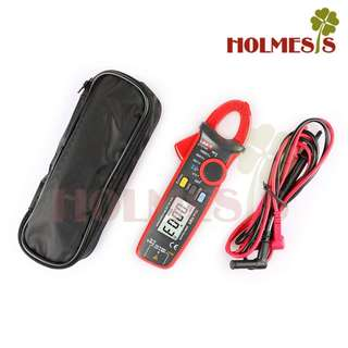 984. UNI-T UT210E 100A AC/DC Current Digital Clamp Meter AC/DC Voltage, Ohm, Capacitance Multimeter with 1mA Resolution of AC/DC Current(2A)