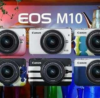 camera canon eos m10 Bisa Kredit Proses Cepat